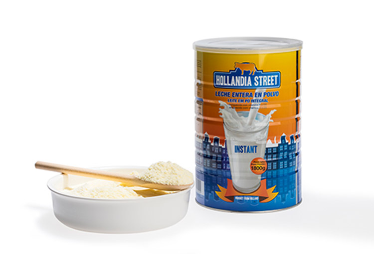 hollandia street tin